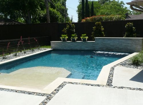 Custom Pool Deck and Patio by McGee Pool