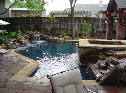 Custom Pools and Patios by McGee Pool